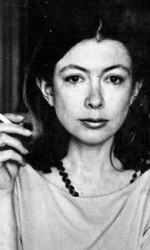 Joan Didion portrait